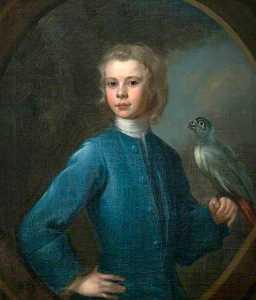 John Erskine, 14th of Dun, Son of Lord Dun, Aged 10