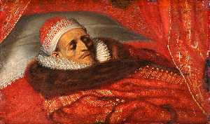 Maurice (1567 1625), Prince of Orange, Lying in State