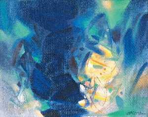 ClartÉs Bleues (Blue Clarity)