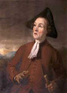 Mr Mackay of the Edinburgh Theatre as Baillie Nicol Jarvie