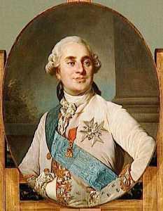 LOUIS XVI, ROI DE FRANCE ET DE NAVARRE (1754 1793)