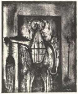 Man in the Doorway 2
