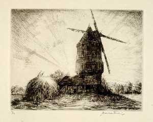 Le Moulin de la Paclais, Bretagne