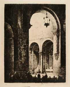 Sant Pere de Galligans, Gerona