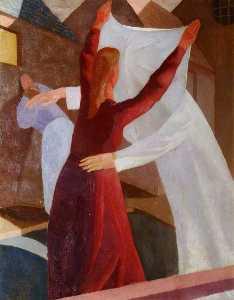 St Veronica Unmasking Christ