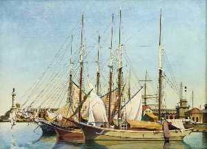 L'Avant Port, Marseilles