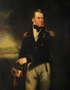 Captain Sir George Ralph Collier (1774–1824)
