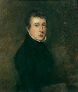 Alfred Stannard (1806–1889), Aged 19