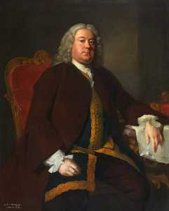Sir James Dalrymple, Bt, MP, Auditor of the Exchequer