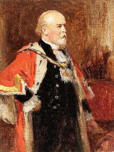 Sir James Hoy, Lord Mayor of Manchester