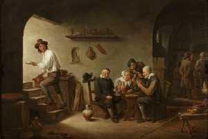 Interior of a Tavern