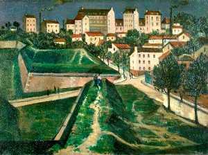 Paris Fortifications