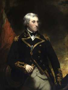 Vice Admiral Sir William George Fairfax (1739–1813)