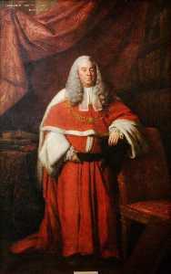 Monsieur john eardley wilmot ( 1709–1792 ) , juge en chef de l arguments communs