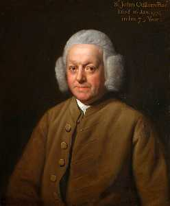 Sir John Cullum (1699–1774), 5th Bt