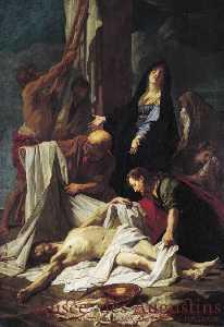 Le Christ descendu de la Croix