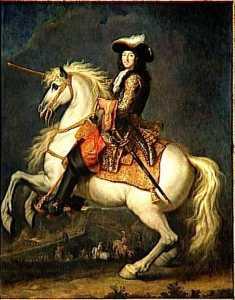 LOUIS XIV, ROI DE FRANCE ET DE NAVARRE (1638 1715)