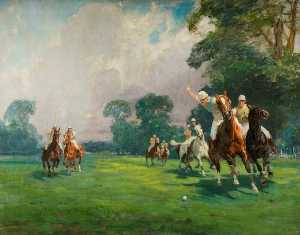 Polo, the Great Game