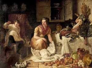 Preparation for a Banquet