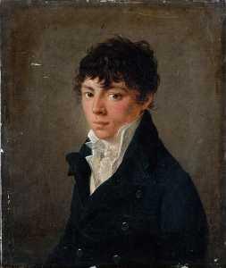 Porträt d'un jeune homme