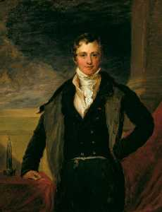Sir Humphry Davy (1778–1829), Scientist (copy after Sir Thomas Lawrence)