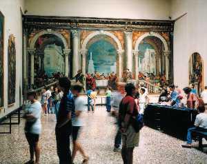 Galleria dell'Accademia I, Venice 1992