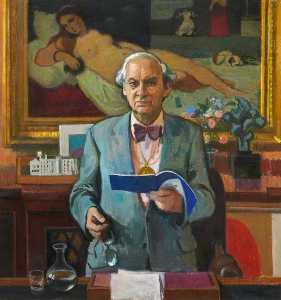 Sir Anthony Wheeler (1983–1990), OBE, PRSA