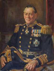 Sir Herbert Richmond (1871–1947), Master (1936–1947)