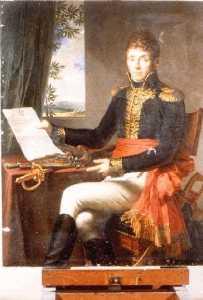 Portrait du Général Lemoine