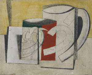 1944 (three mugs)