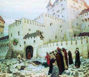 Moscow Prison, XVI Century