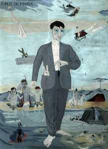 The Seven Legends Self Portrait