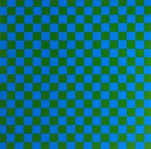 Turquoise Squares
