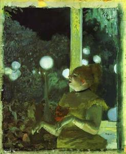 Edgar Degas - The Song of the Dog