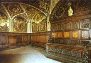 Interior of the audience chamber