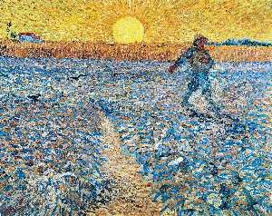 Vincent Van Gogh - Sower, The