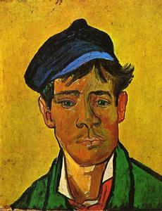 Vincent Van Gogh - Young Man with a Cap