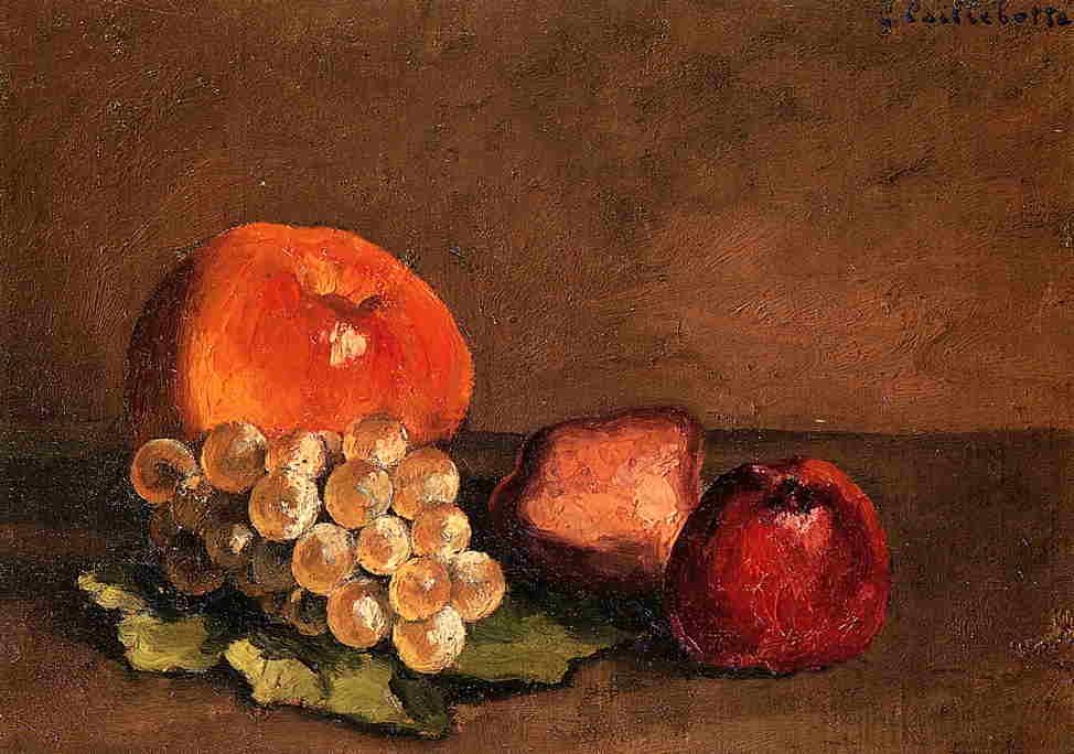 a4591681a Pêssegos maçãs e uvas adiante uma vinha folha