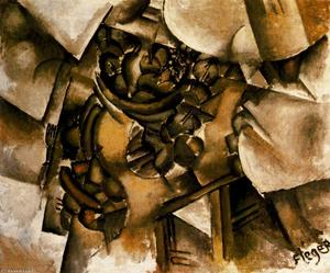 Fernand Leger - Fruit on the table