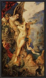 Gustave Moreau - Perseus and Andromeda