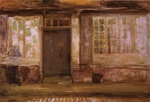 The Priest's Lodging, Dieppe