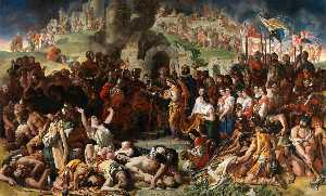 Daniel Maclise - The Marriage of Strongbow and Aoife
