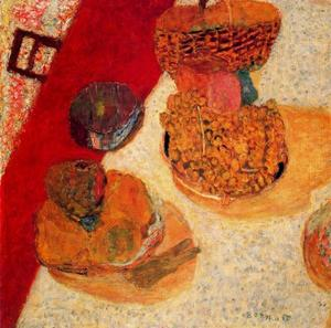 Pierre Bonnard - Corner of the table