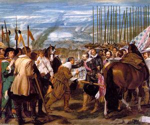 Diego Velazquez - The Surrender of Breda