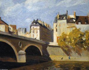 Bridge on the Seine