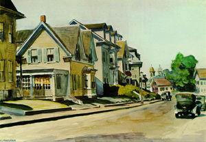 Sun on Prospect Street (Gloucester, Massachusetts)
