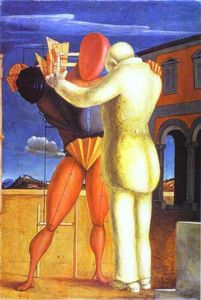 Giorgio De Chirico - The Prodigal Son - (oil painting reproductions)