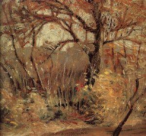 The Landscape of Autumn