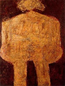 Jean Philippe Arthur Dubuffet - The beautiful heavy breasts