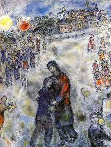 Marc Chagall - The return of the prodigal son